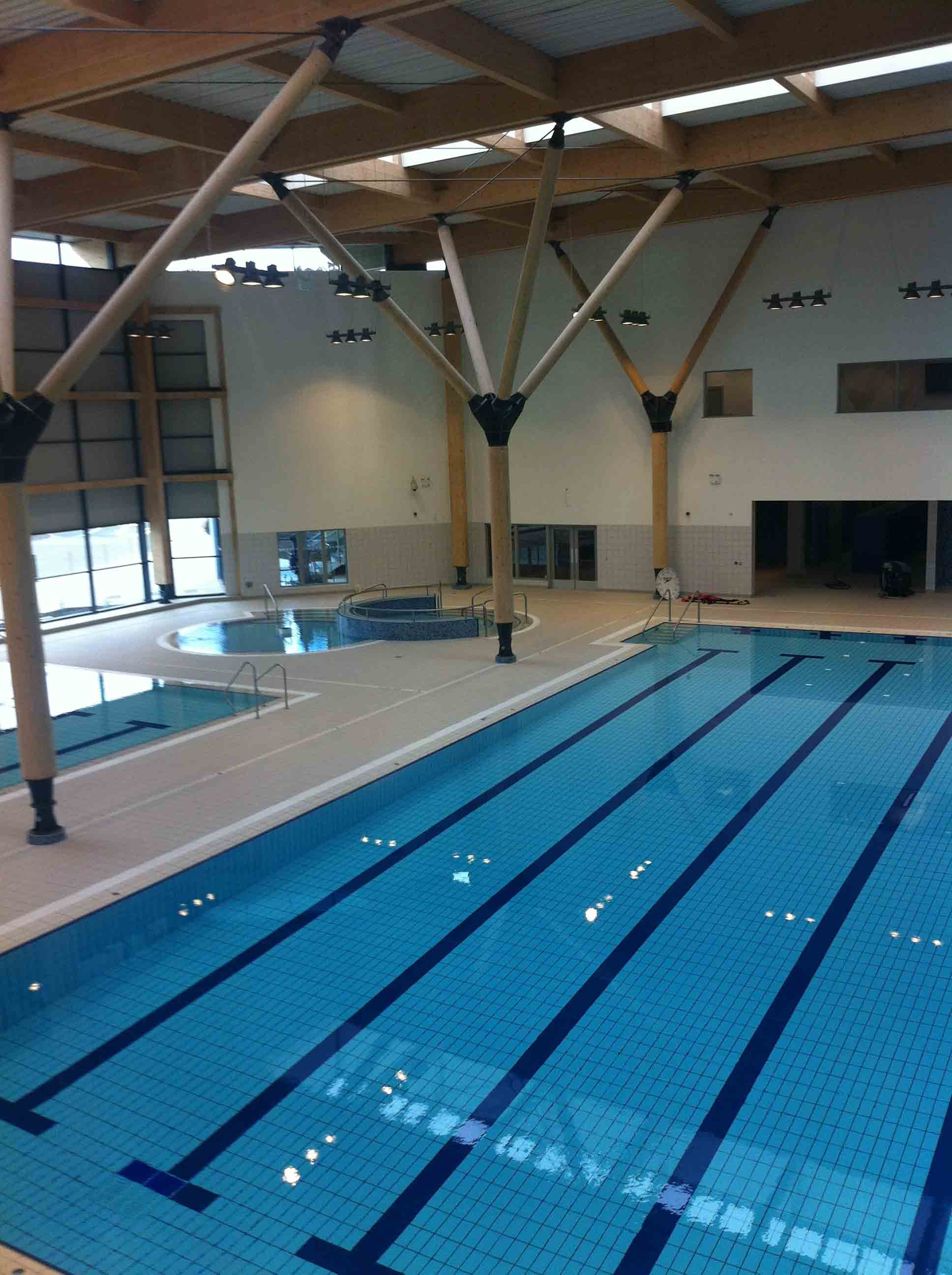 omagh leisure complex