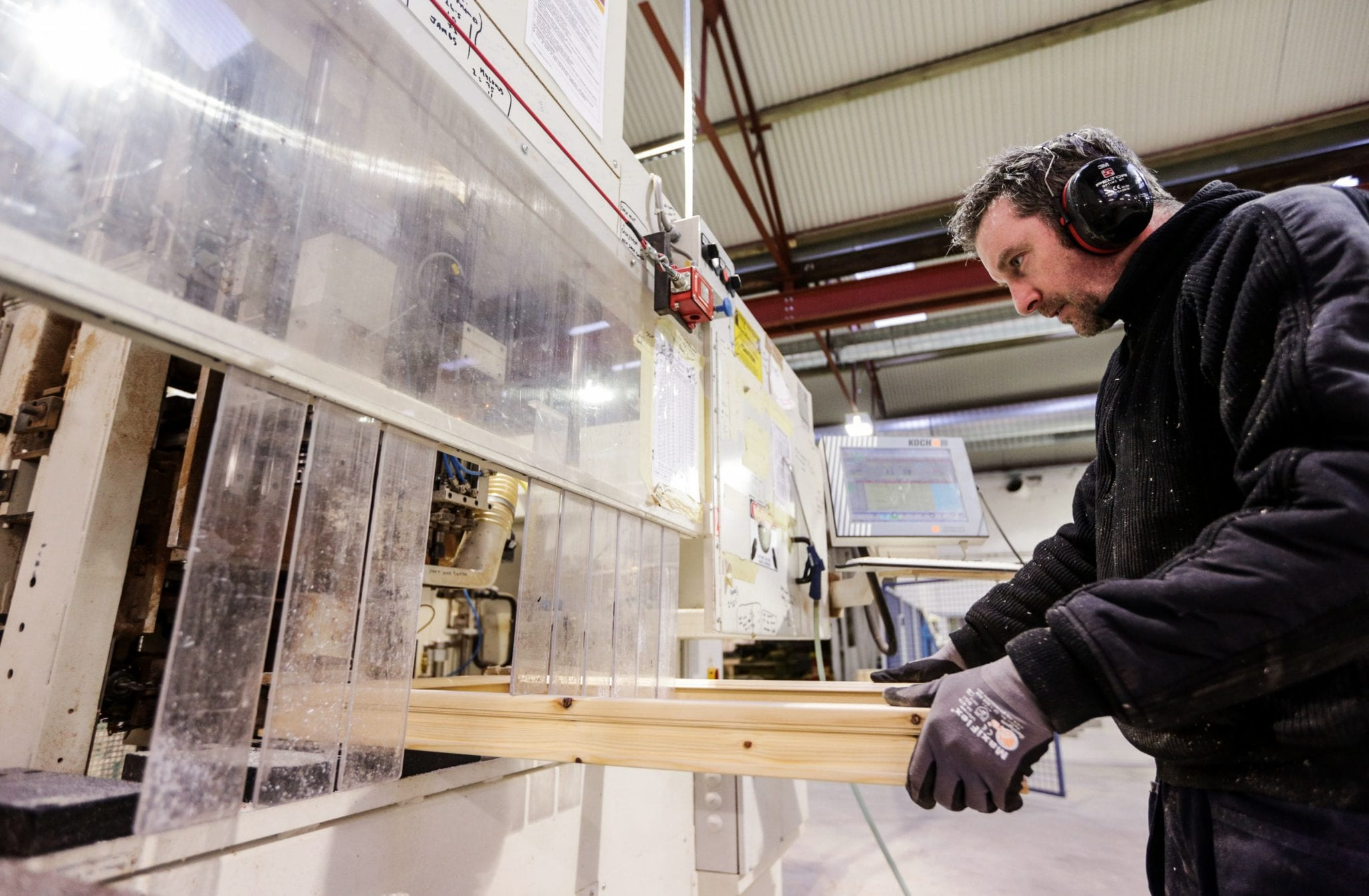 £3m investment in Joinery Business