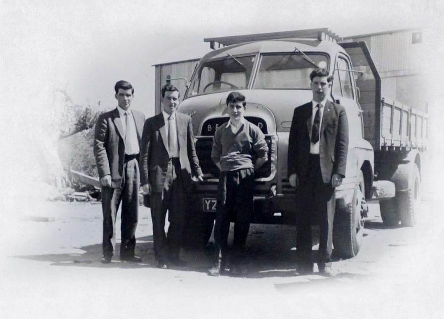 Hern Bros History