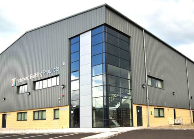 Distribution Warehouse Mallusk