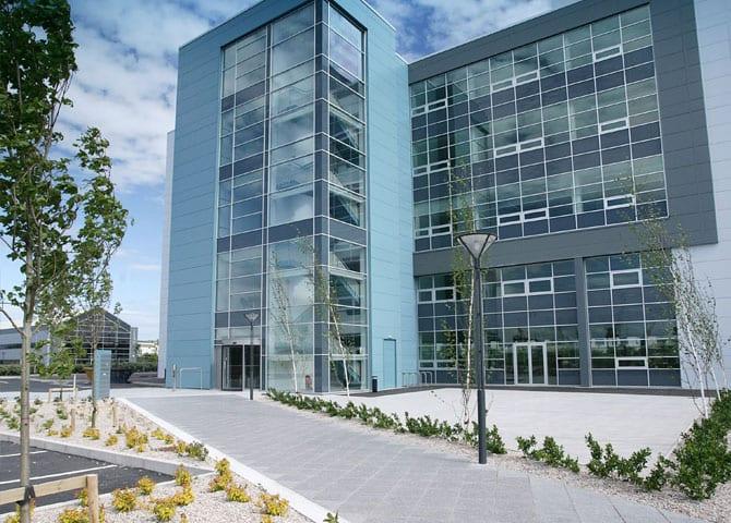 Northern Ireland Science Park Belfast Building