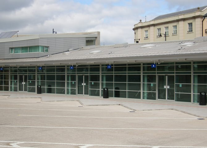 Lisburn Bus Station