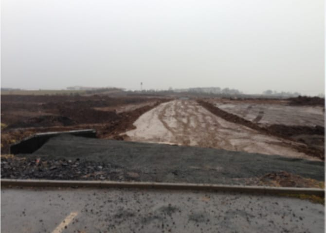Moorefield Industrial Estate