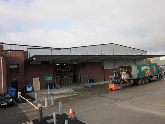 Sangers Warehouse