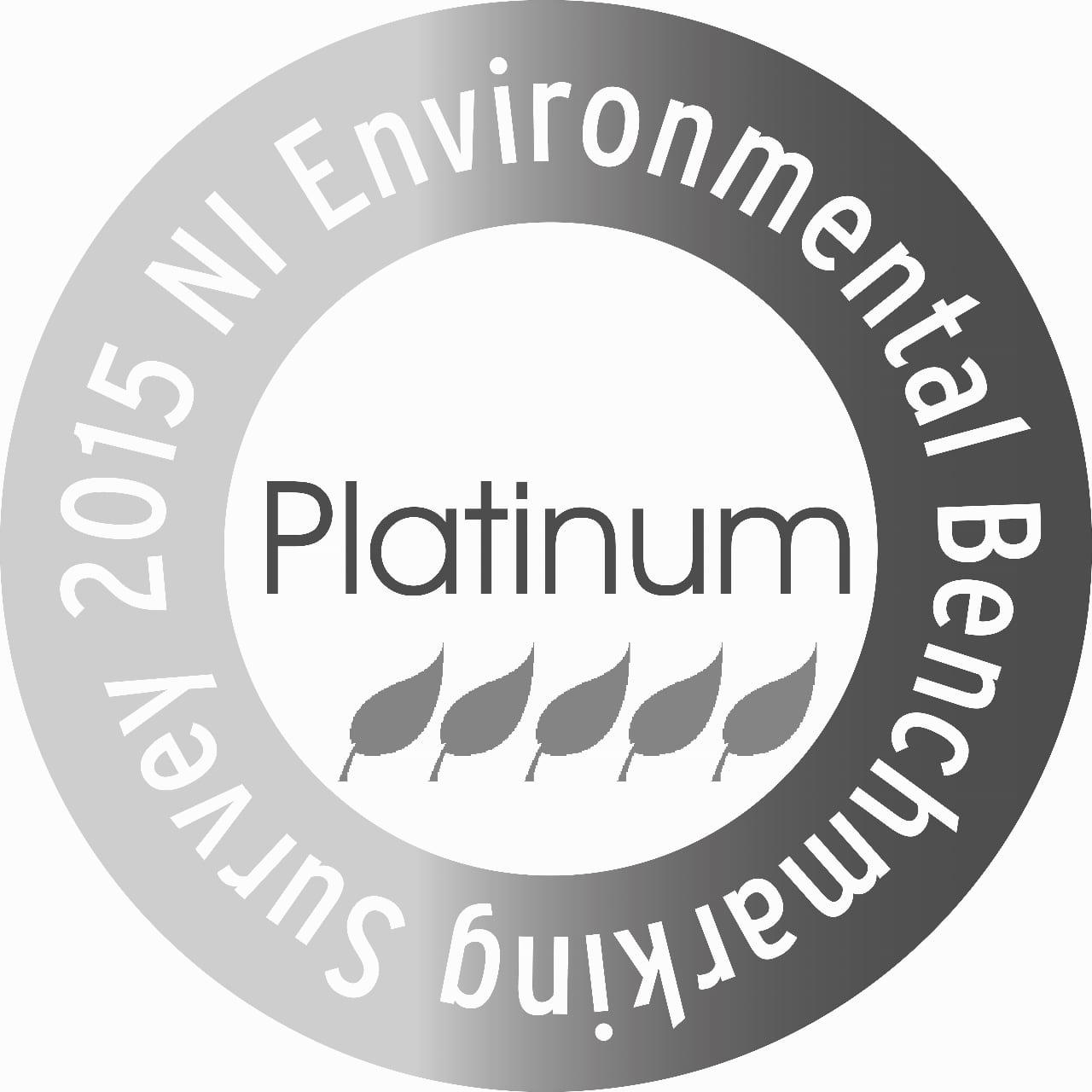 ARENA Network Environmental Benchmarking Survey 2015 – Platinum