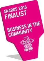 BITC Workplace Health & Wellbeing and Employablility Champion 2016 - FINALIST