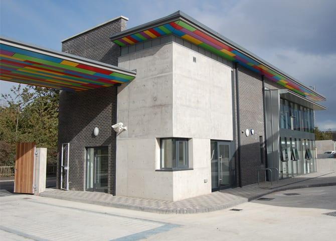 Bangor Recycling & Education Facility