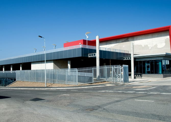 Waste Transfer Station Bangor