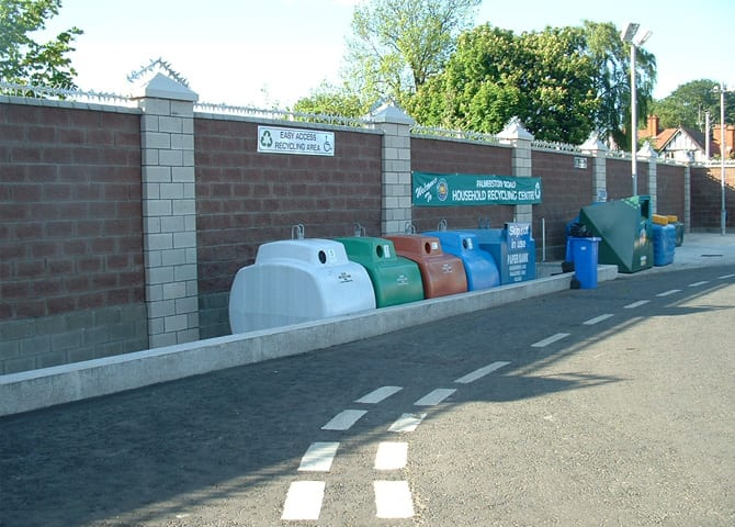 Belfast Recycling Centres