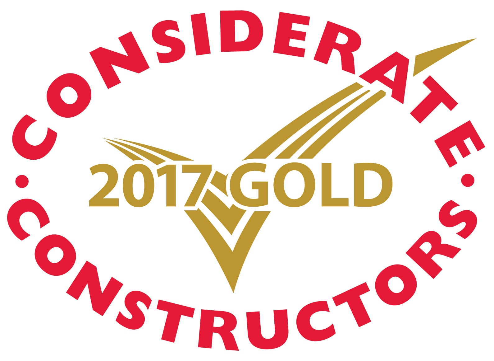Considerate Constructors Scheme Gold Award 2017