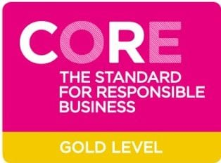 BITC CORE Responsible Business Standard - GOLD Level 2017