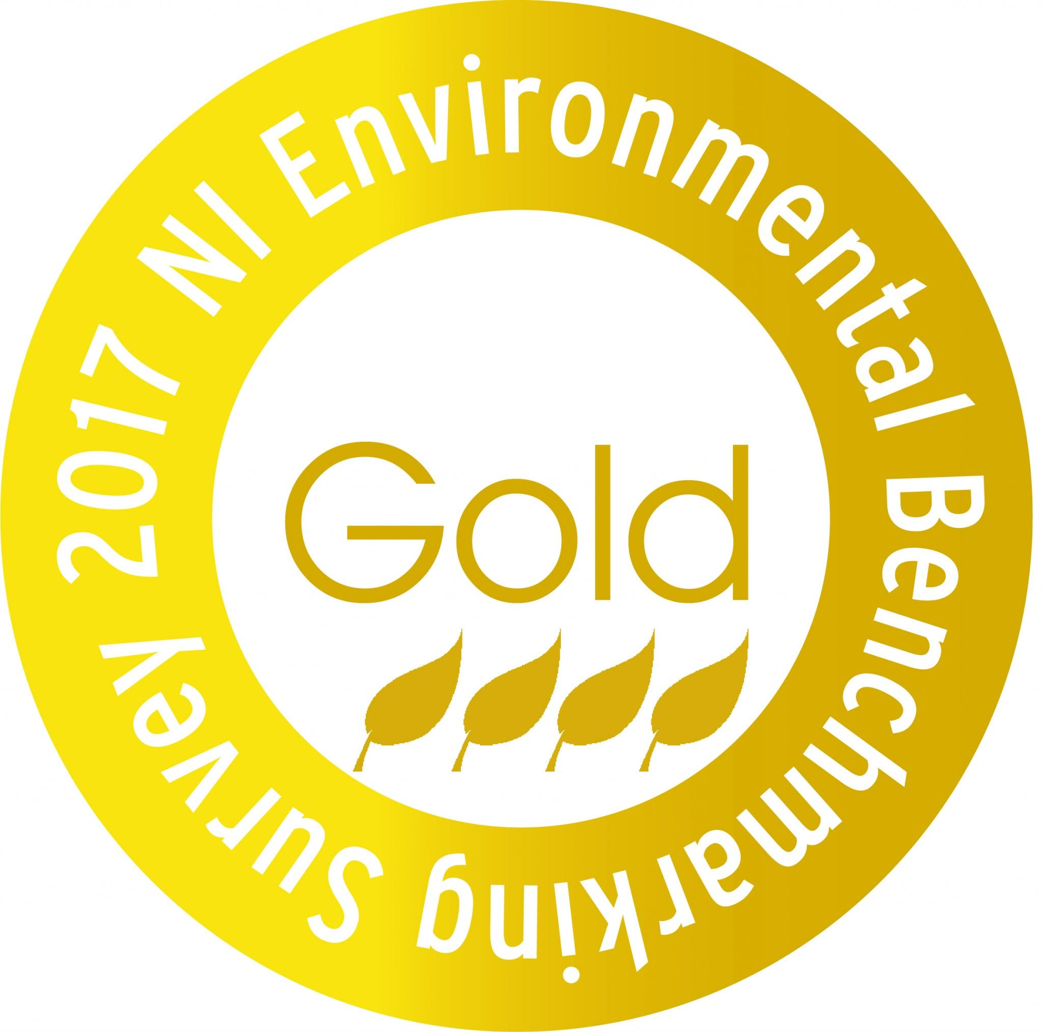 2017 NI Environmental Benchmarking Survey - Gold