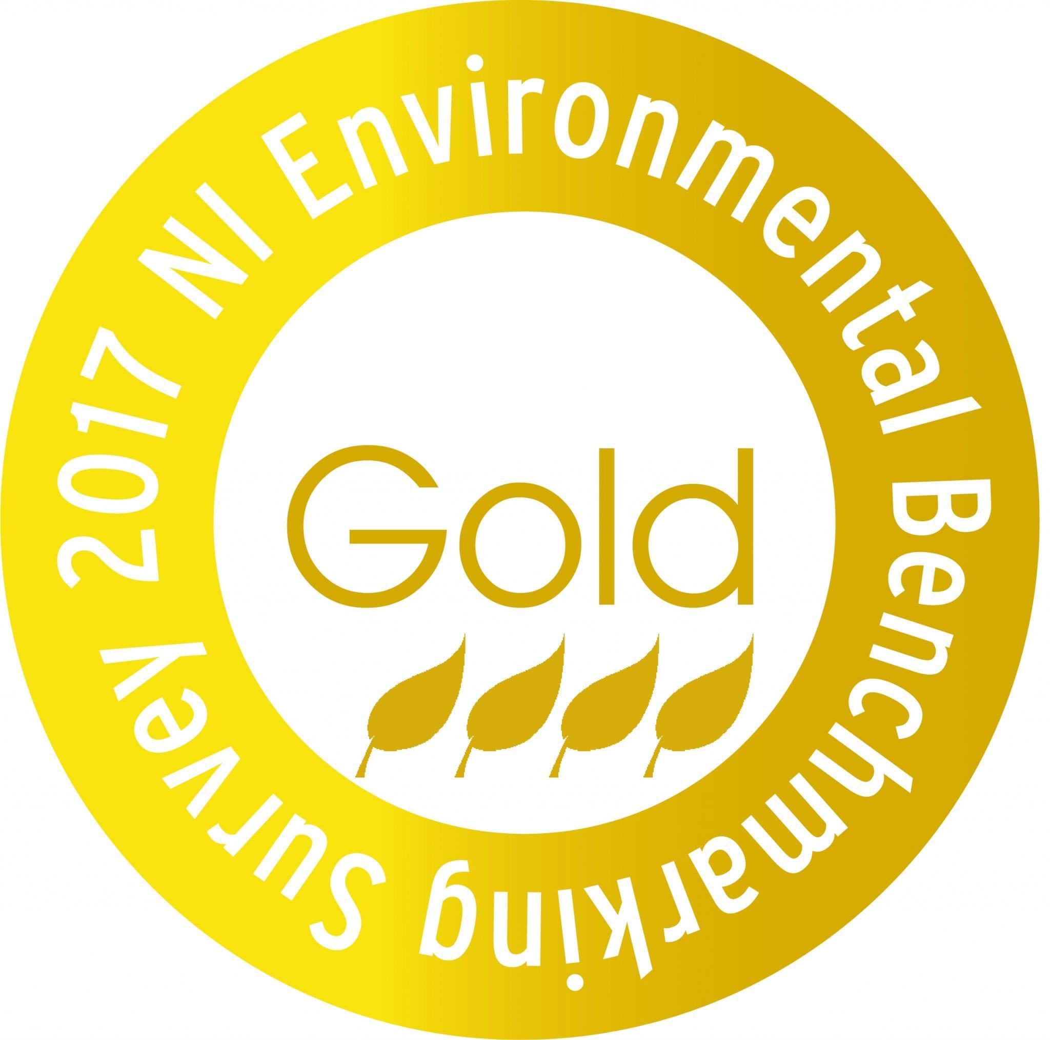 2017 NI Environmental Benchmarking Survey - Gold