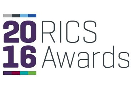 RICS Commercial Award 2016 - WINNER