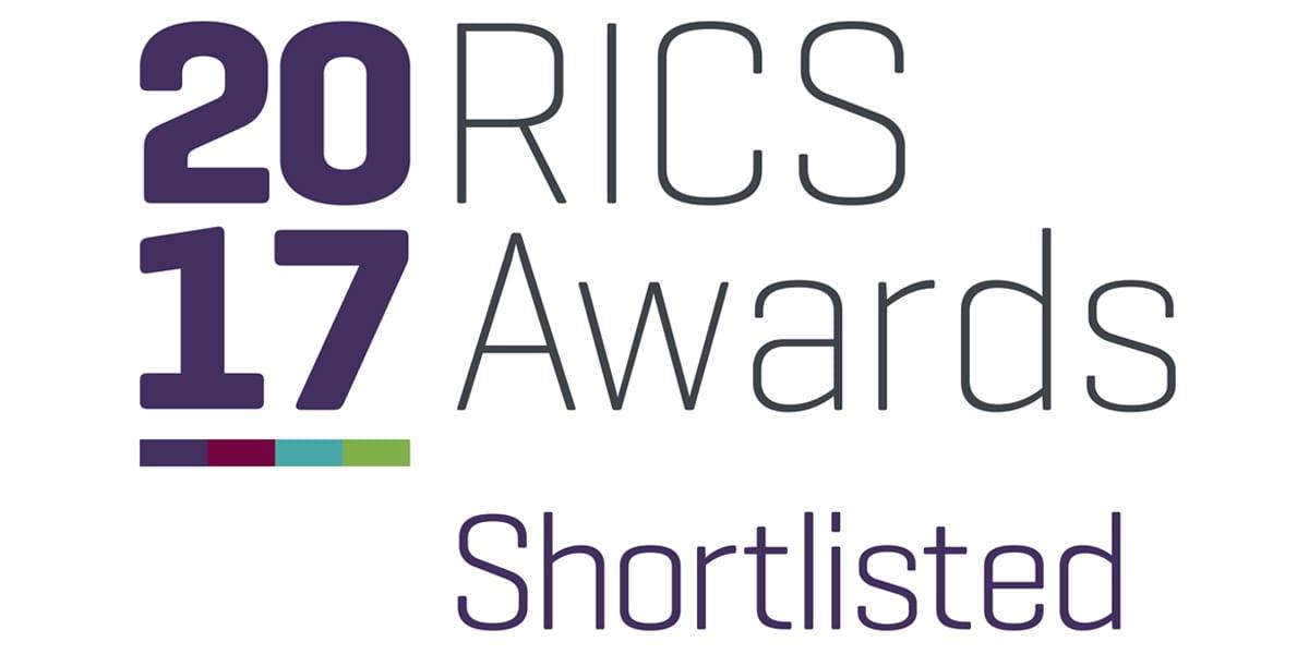 RICS Regeneration Award 2017 - FINALIST