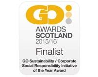 Scottish GO Public Procurement Awards 2015 – FINALIST