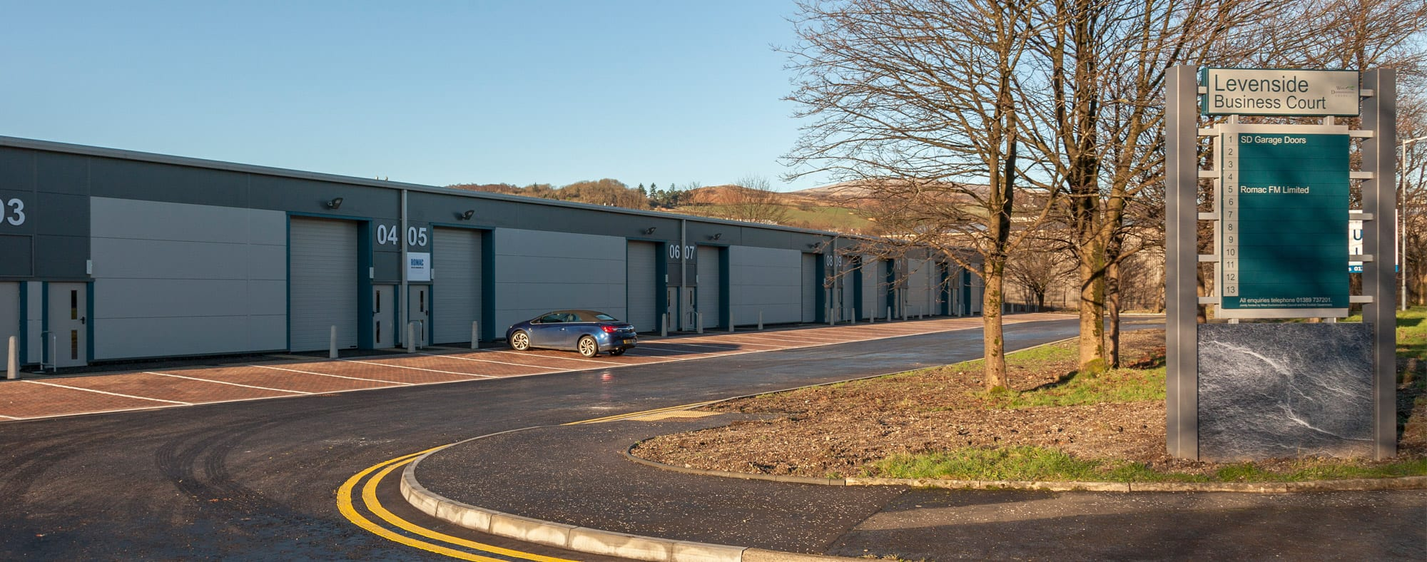 VALE OF LEVEN BUSINESS PARK