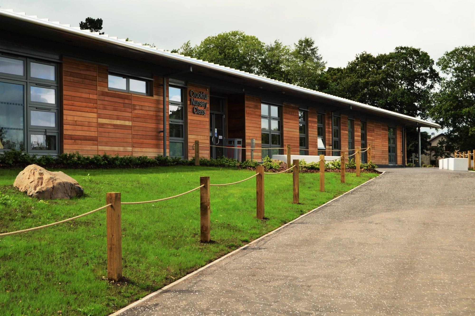 Crookfur Primary School & Nursery