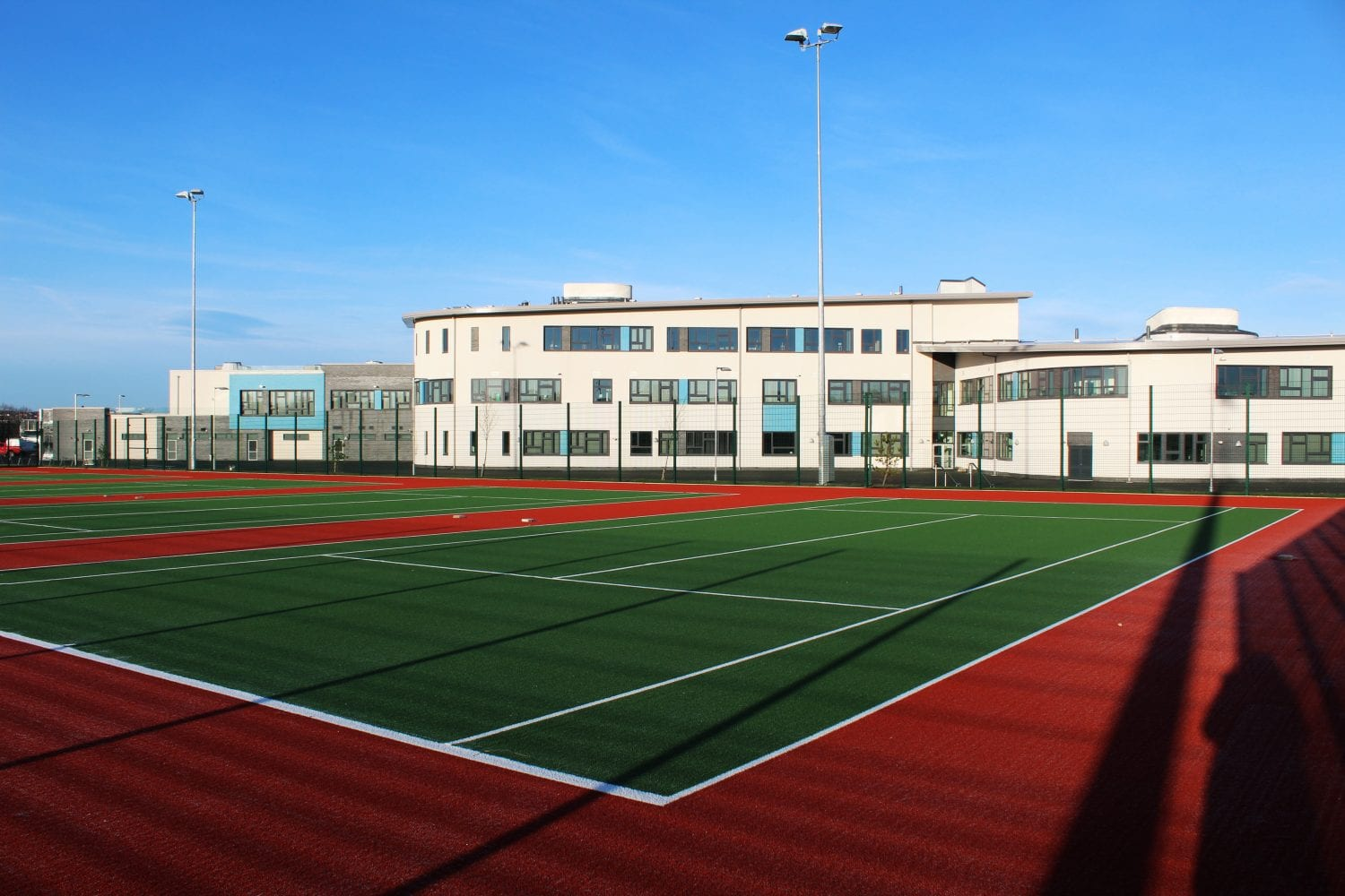 Foyle College New Building