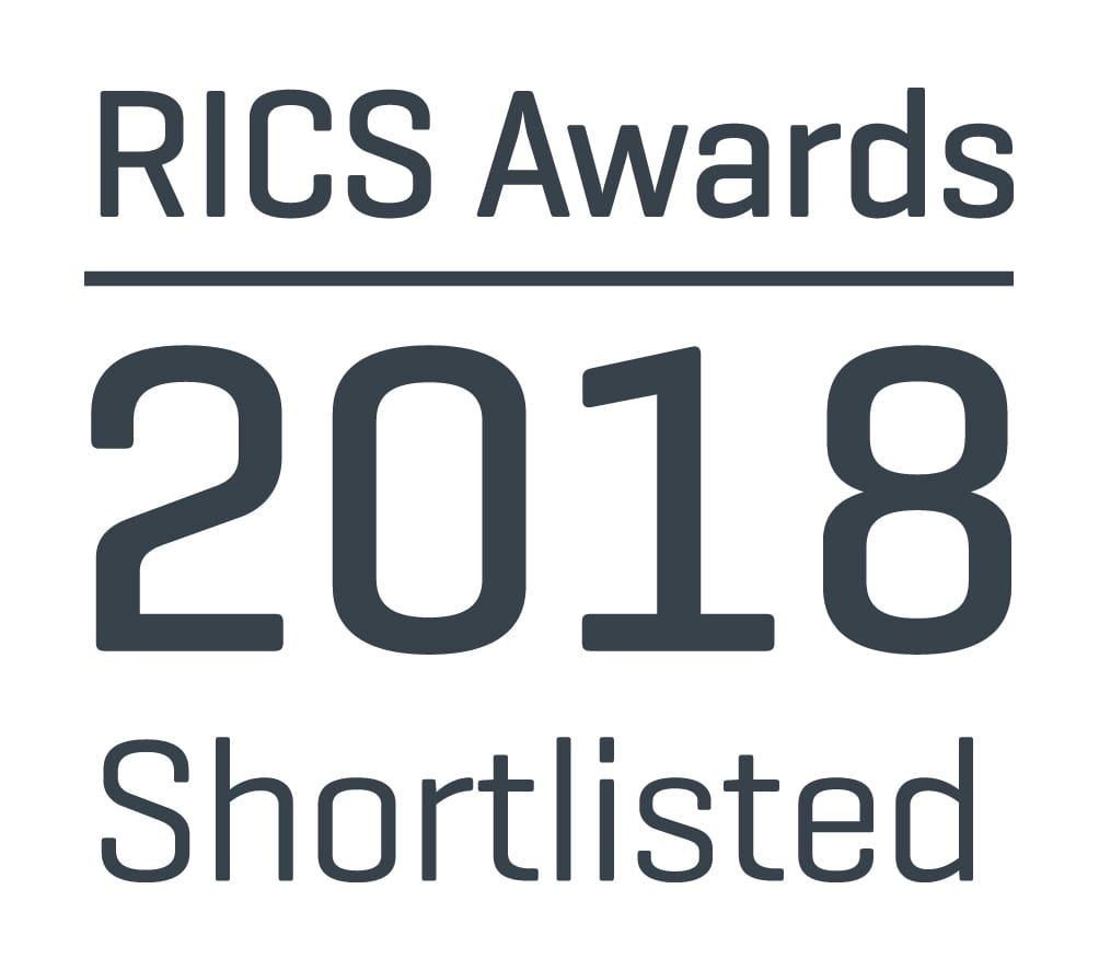 Finalist RICS Community Benefit Award 2018