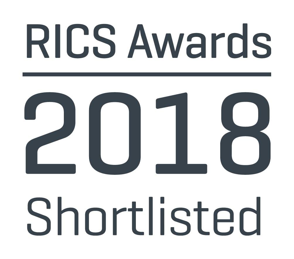 Finalist RICS Infrastructure Award 2018