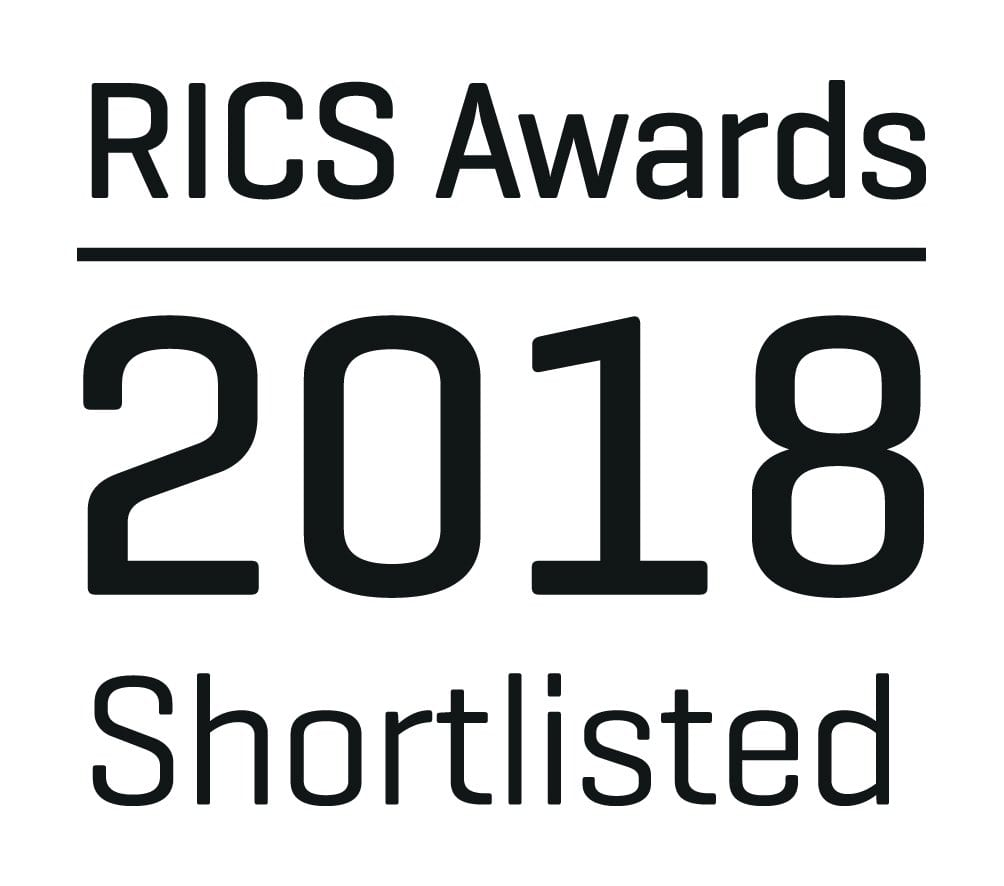 Finalist RICS Community Benefit Award 2018