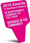 Business in the Community - NI Responsible Company of the Year Award 2018 - WINNER