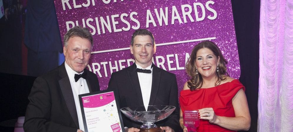 Named Responsible Company of the Year
