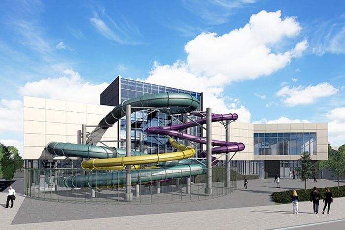 Dive into Belfast Leisure Projects