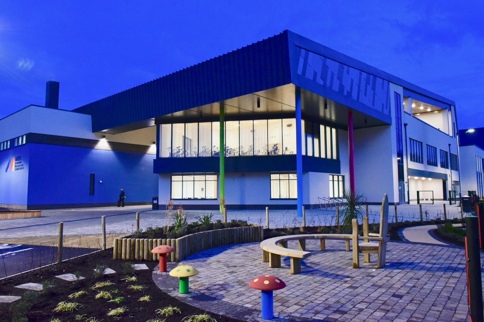 Ards Blair Mayne Wellbeing and Leisure Complex