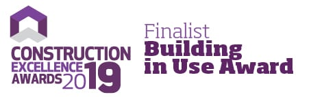Construction Excellence Awards 2019 - Building in Use Finalist