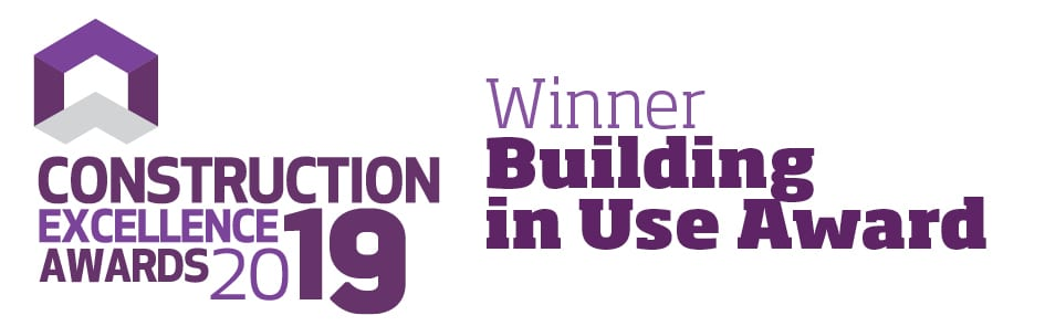 Construction Excellence Awards 2019 - Building in Use - Winner