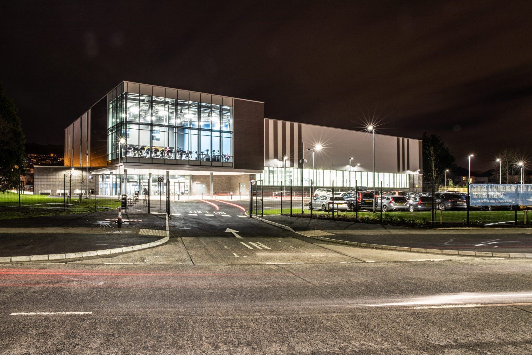 Lisnasharragh Leisure Centre