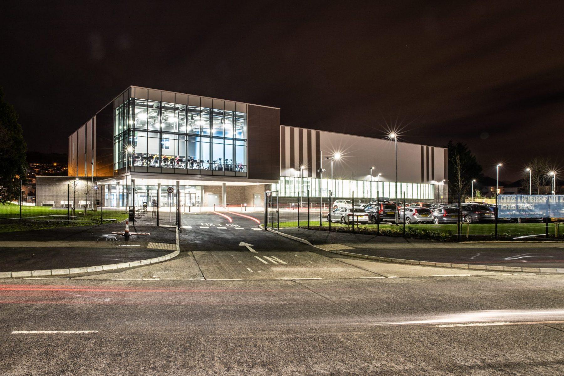 Lisnasharragh Leisure Centre