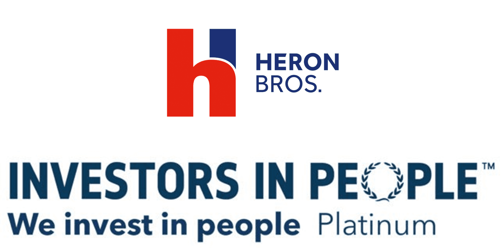 Heron Bros retain Investors in People Platinum re-accreditation