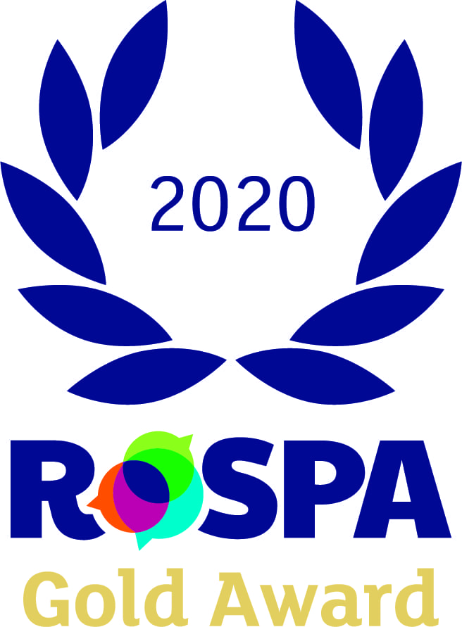 Heron Bros receives RoSPA Gold Award For Health And Safety Performance 2020